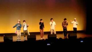 GRA☆TIMA 2012/1/28 アゼリアホールにて・・・