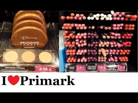 Primark Make up, Cosmetics, Nail Polish etc | August 2017 | I❤Primark