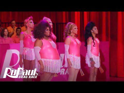 Team Tuckpantistan's Dance Routine | RuPaul's Drag Race Season 11