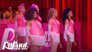 Team Tuckpantistan's Dance Routine | RuPaul's Drag Race Season 11