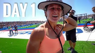 The CrossFit Games 2019: Day 1