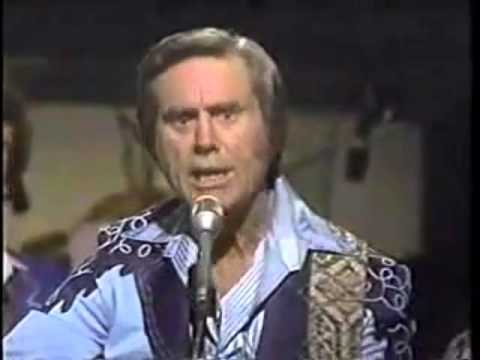 George Jones - He Stopped Loving Her Today (LIVE)