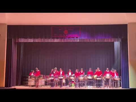 "Philippa Schuyler Middle School Major Steelpan ""Happier"" by Marshmello"