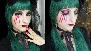 Tutorial Cherry Make up inspired.wmv Thumbnail