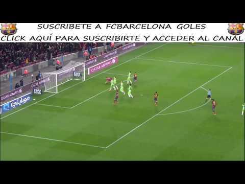Gol de Leo Messi Frente al Getafe 4-0 Copa del Rey | Leo Messi Goal Against Getafe 4-0 Copa del Rey