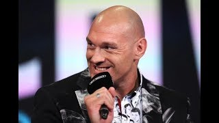 """WHAT??!! TYSON FURY """"I'LL NEVER FIGHT IN THE UK AGAIN!!!!"""""""""""