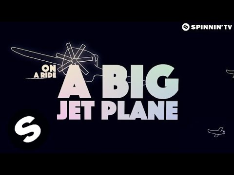 Alok & Mathieu Koss - Big Jet Plane (Official Lyric Video)