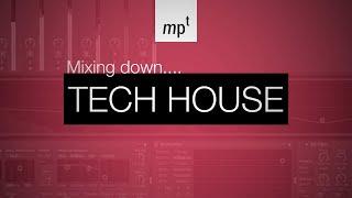 Ableton Live - LET'S MIX: Tech House