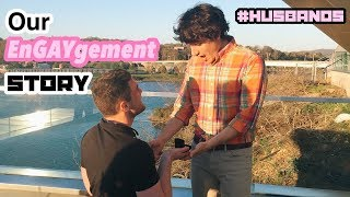 Our EnGAYgement Story | Engagement | Gay Proposal |  Gay Couple | PJ & Thomas