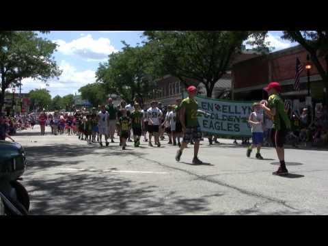 2014 Glen Ellyn 4th of July Parade!