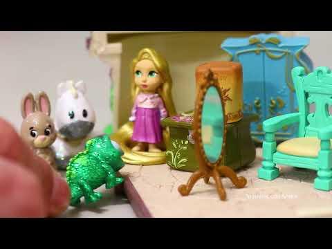 Album de Frozen y Rompecabezas con premios | Muñecas y juguetes con Andre para niñas y niños
