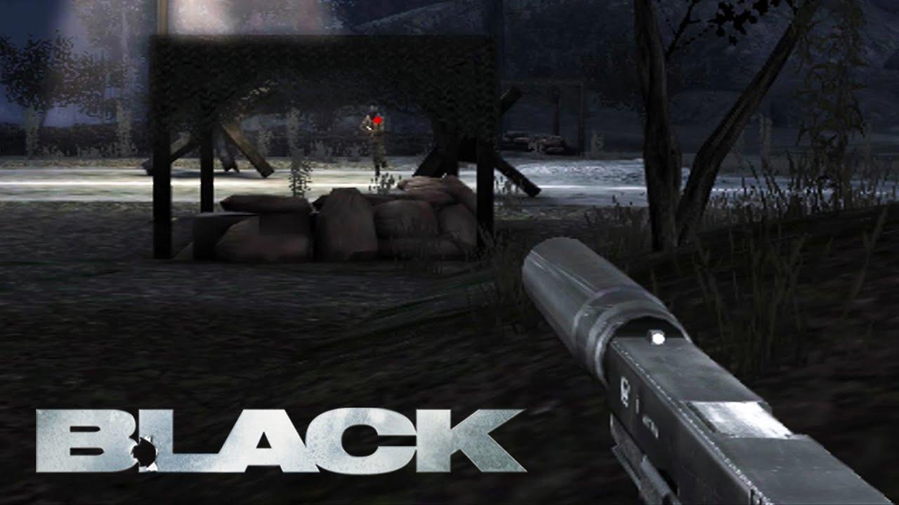 BLACK 2 Fase Da Floresta Legendado Em Portugus Clssico Do PS2 Xbox YouTube