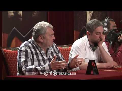Турнир Десяти Донов - Maf Club Yerevan 2013 4 я игра