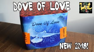 Dove of Love 36 Shots Vuurwerk Cake NEW 2018
