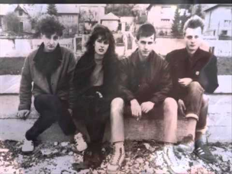 Scabia  -  Nikad Mira  (1986 Yugoslav -Bosnia New Wave / Post Punk )