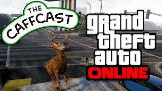 GTA V Online - PS4 HD Remastered - I Dream Of Deer! (Peyote Animal Dream Location!) [1080p 60fps]