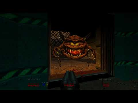 Disposal Center by Antnee (Beta 64 for Doom 64 EX) |