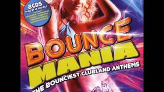 bounce mania-cascada-evacuate the dancefloor