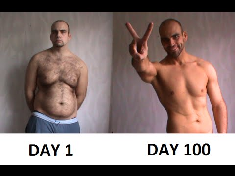 BRUTAL WEIGHT LOSS (100 Days Training Program)