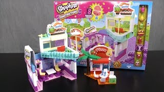 Shopkins Kinstructions Deluxe Food Court from The Bridge Direct