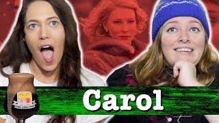"""Drunk Lesbians Watch """"Carol"""" (Feat. ElloSteph)"""