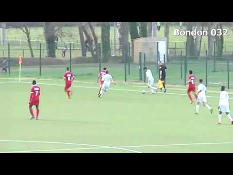 Tom B. - AM -  19yo - Pro Academy of Marseille Highlights