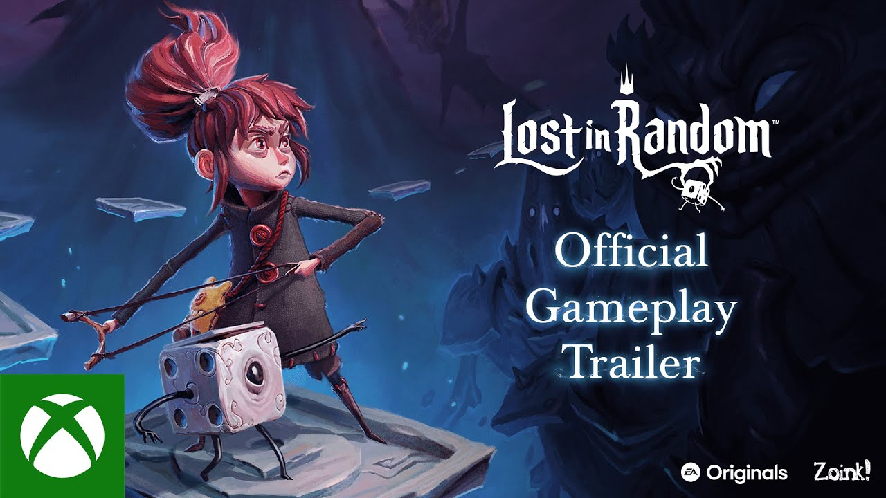 Lost in Random – Official Gameplay Trailer