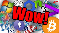 Wow!! Cryptocurrency in the United States in 2020 Turns BULLISH as InterWork Alliance is Formed!
