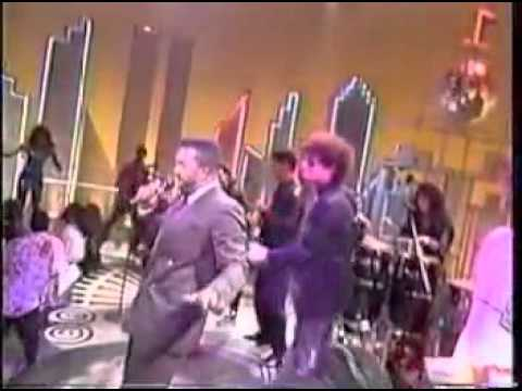 Soul Train 88' Performance - Was Not Was - Walk The Dinosaur!