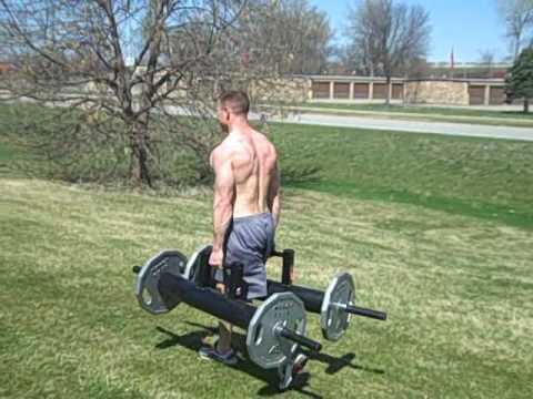 Omaha Nebraska Gym-The Forged Athlete-I'm Training