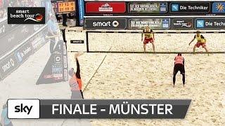 Das Männer-Finale in voller Länge | Münster - smart beach tour 2017