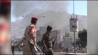 Raw Car Bomb Blasts Yemen S Defense Ministry