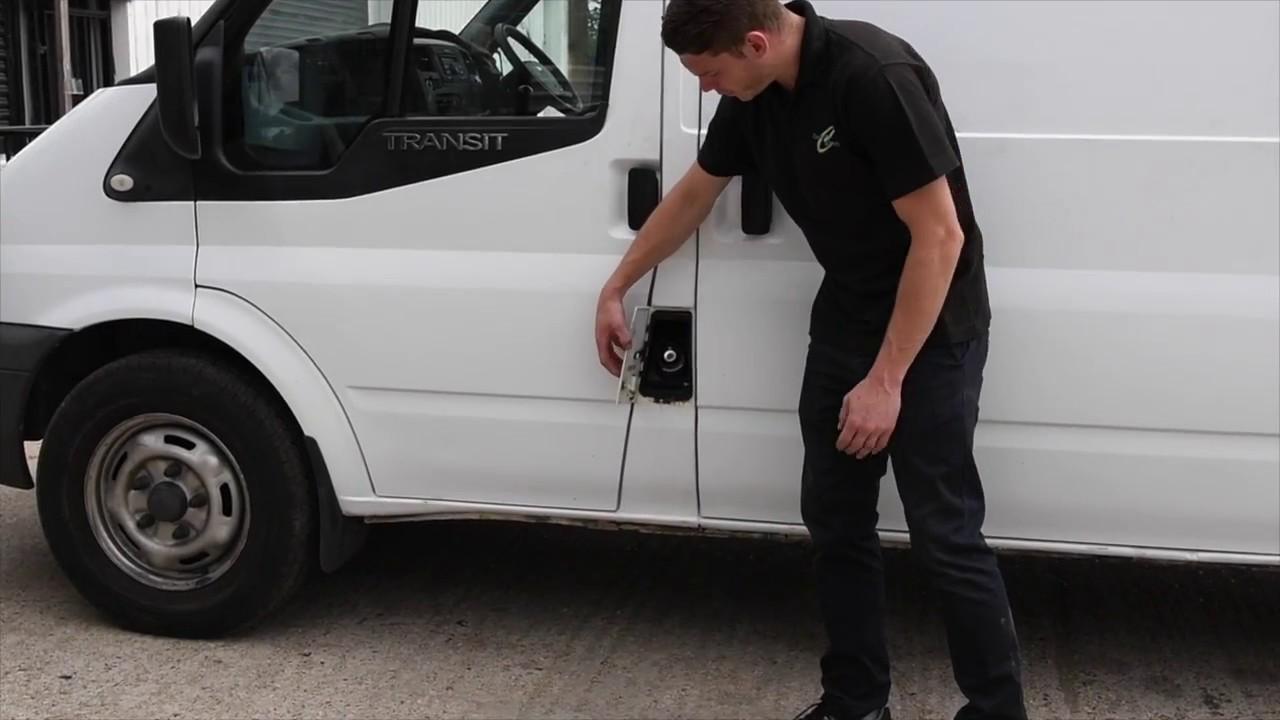 Transit Fuel Flap Fix Youtube 06 Sprinter Van Filter