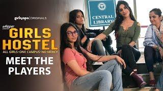 GIRLS HOSTEL | Girliyapa Originals