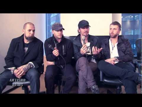 THREE DAYS GRACE AND ADAM GONTIER SPLIT, FILL-IN SINGER ANNOUNCED