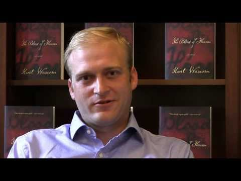 Kent Wascom Interview, author of THE BLOOD OF HEAVEN - HD-4.Com