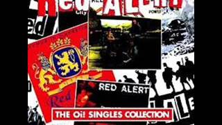 RED ALERT ( the OI!  singles collection)