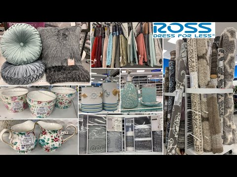 ROSS Home Decor * Kitchen Decor * Bathroom Decoration Accessories | Shop With Me 2020