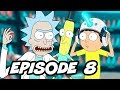 Rick And Morty Season 3 Episode 8 Easter Eggs And References mp3