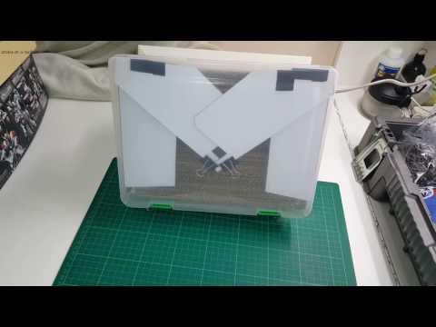 DIY Compact Spraybooth