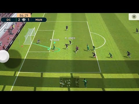 Pes Mobile 2019 / Pro Evolution Soccer / Android Gameplay #56