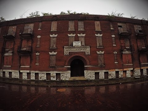 Abandoned Irish Tennement Circa 1909 St. Louis Urbex