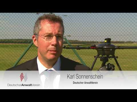 Drohnen sind für Privatleute ein rechtliches Risiko