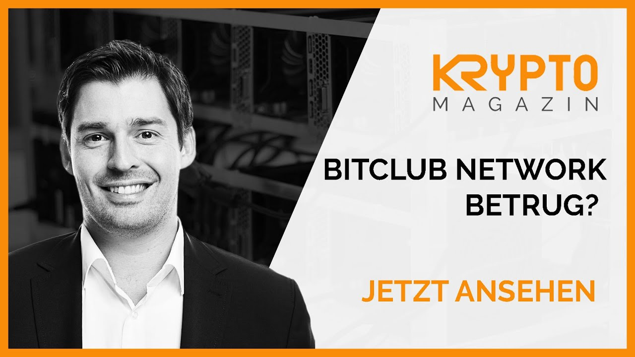 Bitclub Network Betrug