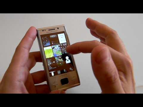 Sony Ericsson Xperia X2 CellulareMagazine.it Eng