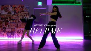 블락비 바스타즈(Block B BASTARZ) - Help Me / HEEMEL Choreography