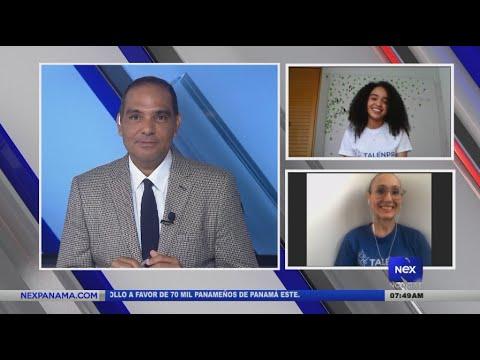 Entrevista a Ilka Ender y Dayana Batista, sobre la Fundación Puertas Abiertas de Erika Ender