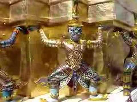 Wat Phra Kaew demons
