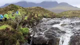 Talisker Storm Adventure - Day 5, Over the Cuillin ridge to Talisker