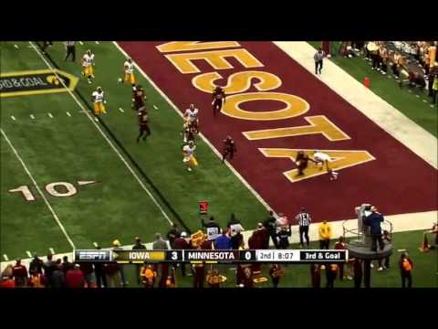 2013 Iowa Hawkeyes Football Season Highlights